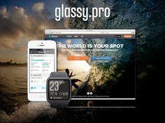 GlassyPro gratis para ios y android