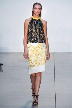 Thakoon Spring 2013 RTW Collection - Fashion on TheCut