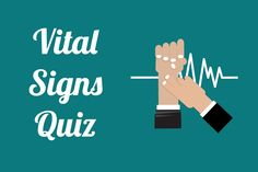 Test Your Knowledge of Vital Signs and take the Nursing Matters Vital Signs Quiz! Visit now for many more fun nursing quizzes and games!