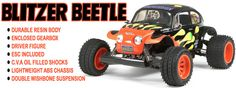 RC Blitzer Beetle 2011 (Item #58502)