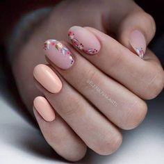 Nail art Christmas - the festive spirit on the nails. Over 70 creative ideas and tutorials - My Nails Stylish Nails, Trendy Nails, Cute Nails, My Nails, Minimalist Nails, Spring Nails, Summer Nails, Nagel Bling, Trim Nails
