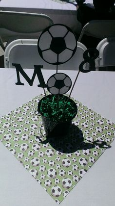 Soccer …