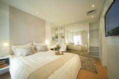 Quarto empreendimento Floris Bosque Residencial #RJ / Floris Bosque Residencial Bedroom