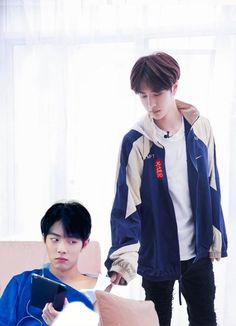 The Untamed (Versi masa depan)/ Second Chance Li Hong Yi, Shin Megami Tensei Persona, Most Handsome Actors, Cute Gay Couples, The Grandmaster, Chinese Boy, Ulzzang Boy, Asian Boys, Cute Love