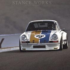 porsche911RSR vintage racing | Stanceworks