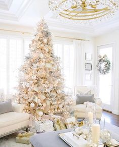 Ways To Use That Room Below Your Stairs Christmas Home Tour 2017 - Silver And Gold Christmas - Randi Garrett Design Silver Christmas, Noel Christmas, Outdoor Christmas, Christmas Wreaths, Christmas Music, Christmas Vacation, Christmas Cactus, Christmas Lights, Christmas Movies