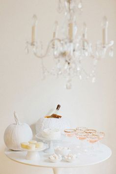he bar is a safe place to add a little extra Halloween pizzazz without it taking over the entire space. If you like a good DIY, try impressing party-goers with a pumpkin turned ice bucket.