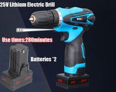 >>>Low Price25V Cordless drill Rechargeable Lithium Battery electric hand drill bit household electric screwdriver power tool25V Cordless drill Rechargeable Lithium Battery electric hand drill bit household electric screwdriver power toolbest recommended for you.Shop the Lowest Prices on...Cleck Hot Deals >>> http://id582346017.cloudns.ditchyourip.com/32669695731.html images