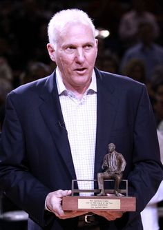Greg Popovich, the NBA Coach of the Year!