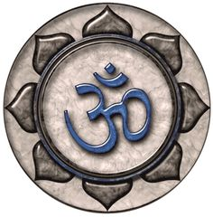 """Aum in Sanskrit it is sometimes referred to as praṇava, literally """"that which is sounded out loudly""""."""