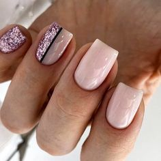 Nude Nails, Pink Nails, Baby Boomer, 18th Birthday Party, Finger Tattoos, Simple Nails, Nail Inspo, Beauty Nails, Pretty Nails