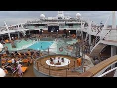 Beautiful cruise ship MSC Preziosa in Mediterranean cruise. Part Aqua Park and Buffet restaurant in Nice cruise; Palermo, Valencia, Places Ive Been, Buffet, Aqua, Park, Cruises, Nice, Nautical