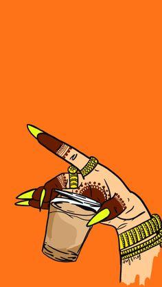 Modern Indian Art, Indian Folk Art, Rajasthani Art, Indian Illustration, India Art, Indian Art Paintings, Diy Canvas Art, Arabian Art, Funny Art