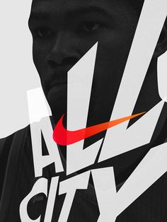 Nike NBA AllstarsHUSH Studios Design These images are from a proposed direction for the Nike Basketball All Star 2015 that I worked on while at HUSH. Graphic Design Posters, Modern Graphic Design, Graphic Design Typography, Graphic Designers, Nike Poster, Poster S, Nba, Nike Design, Ad Design
