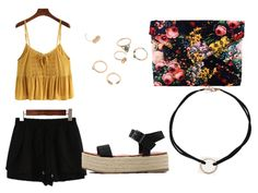 Tres outfits para un día de playa. Todo es de SheIn!
