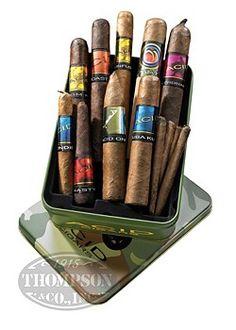 Acid Brand Cigars.