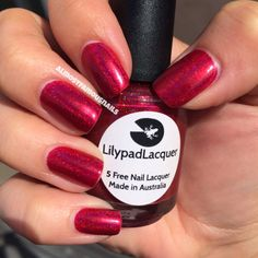Lilypad Lacquer - Rebel at Heart (tested once, $14) sold!
