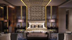 Hotel Room The Ritz-Carlton, Hong Kong