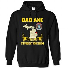 Bad Axe T-Shirts, Hoodies (36.95$ ==► Order Here!)