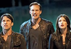 Meet Eric Northman's Godric-made Vampire sister, Nora, played by the fantastic Lucy Griffith's! http://www.tvguide.com/News/Kecks-Exclusives-True-Blood-1046638.aspx?rss=news=spi=05