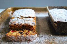 Favorite Fruitcake via @kingarthurflour