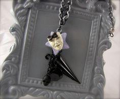 Phantom Of The Opera Necklace by StarfishStratagies on Etsy, $20.00