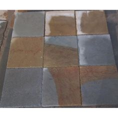 Grey Yellow Color Sandstone For Paving China Supplier - Stone2Buy.com