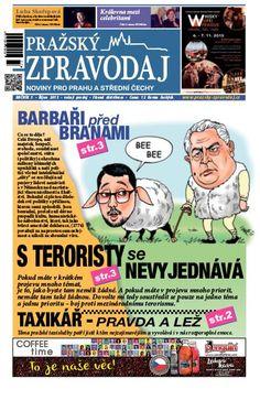 Magazine - Pražský zpravodaj