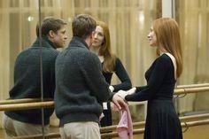 The Curious Case of Benjamin Button.  Dir: David Fincher.  Brad Pitt and Cate Blanchett