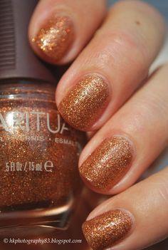 SpaRitual Hand Made (Pause Collection) #glitterpolish #hkphotography #nailart - bellashoot.com