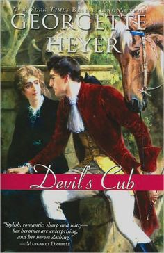 She wrote in the '20's-'60's and her books are still popular. The original Regency Romance.  More substance than drivel. Devil's Cub
