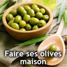 Preparation olives noires au naturel