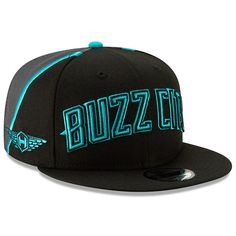 huge discount 765c8 ea32f Men s Charlotte Hornets New Era Black 2018 City Edition On-Court 9FIFTY Snapback  Adjustable Hat, Your Price   33.99