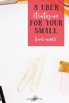 3 Uber Strategies for Your Small Business