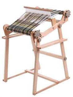 Loom stand for rigid heddle loom Instructions (you can make a diy easily by reading it)