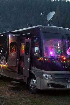 Festive RV Destinations for the Holidays Cold Weather Camping, Rv Parks, Rv Travel, Twinkle Lights, Winter Time, Small Towns, Perfect Place, Vacations, Festive