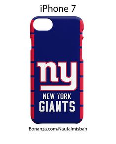 New York Giants iPhone 7 Case Cover Wrap Around
