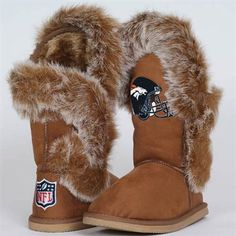 Broncos winter boots