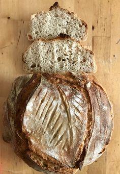 Chlieb s kyslou smotanou – moje malé veľké radosti Basket