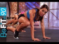 Fat Burning Cardio Workout by BeFit in 90