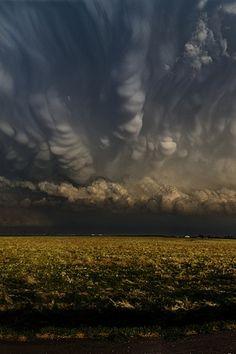? Storm Cloud Wall...