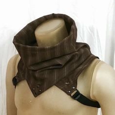 The new and improved #crisiswear #BanditCowl ! In stock now (a perfect accessory…
