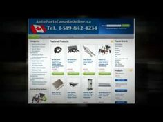 Auto Parts Canada Online save on quality replacement automotive parts and car accessories. Canada Online, Car Parts, Exotic Cars, Car Accessories, Auto Accessories, Luxury Cars