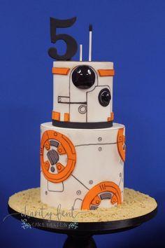 Charity Fent Cake Design