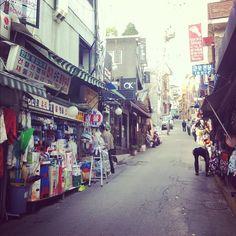 Seoul. 1970's