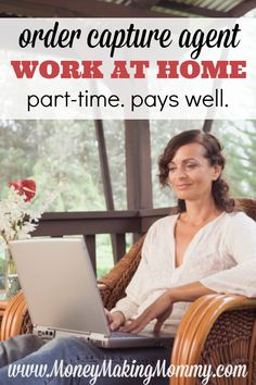 Looking for a great work at home job that offers part-time hours and great pay. How about helping customers with their orders? This position is open to those living in Kentucky and can be done right from your own home! Get all the details on this work at home job and see 100's more at MoneyMakingMommy.com!