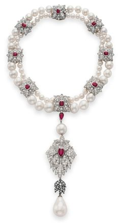 Elizabeth Taylor estate. La Peregrina, one of the largest perfectly symetrical pear-shaped pearls in the world. Philip II of Spain presented the pearl to Queen Mary in anticipation of their marriage in 1554. Queen Mary wore the pearl as a pendant to a brooch, as seen in the famous portrait of Queen Mary by Hans Eworth. Christie's has recently sold the 55-carat pearl for $11.8 million at auction. Its value had been estimated at $3 million. By the time Burton bought it in 1967 La Peregrina…