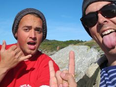 Rock on guys!!! Gota love this pic! Fantastic times during the Instructor coourse.