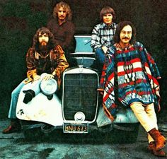 Creedence Clearwater Revival - creedence-clearwater-revival Photo