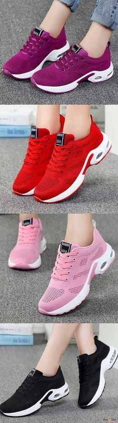 4c698bb403 Comfortable Casual Mesh Breathable Sport Running Shoes. sneakers